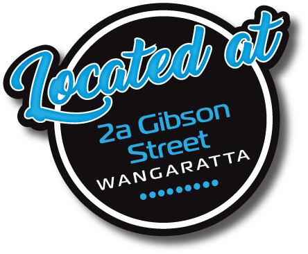 located at 2a gibson street wangaratta
