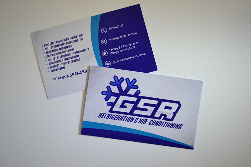 Business cards wangaratta stationery business card reheart Gallery