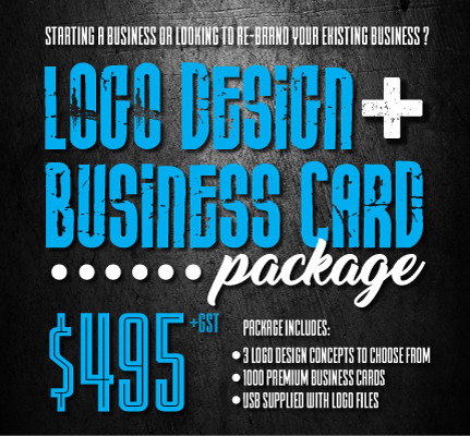 Logo design and Business Cards deal